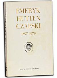 Emeryk Hutten-Czapski (1897-1979), London 1979