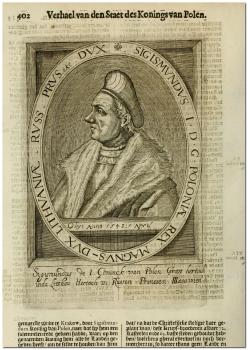 Жыгімонт І Стары, 1621 год