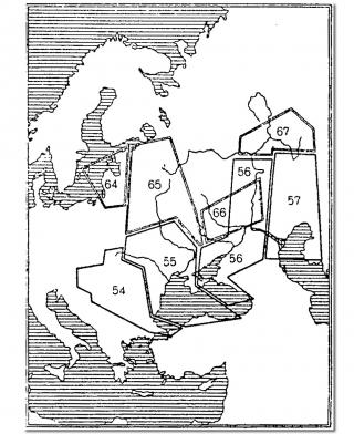 Рыбаков, карта Идриси