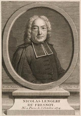 Nicolas Lenglet Du Fresnoy
