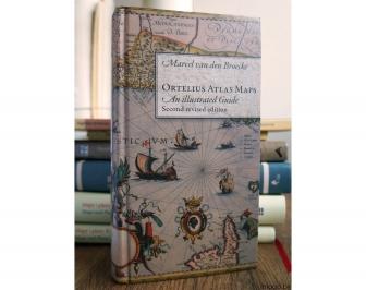 M.Broecke. ORTELIUS ATLAS MAPS
