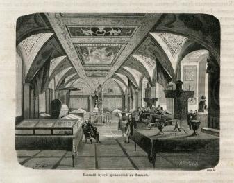 Літоўскае Палессе, музей старажытнасцяў