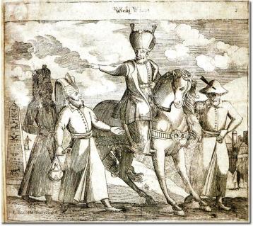 Вашчанка Максім, Monarchia turecka opisana przez Ricota