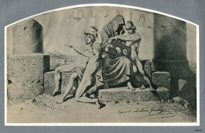 Артур Гротгер, цыкл Палонія