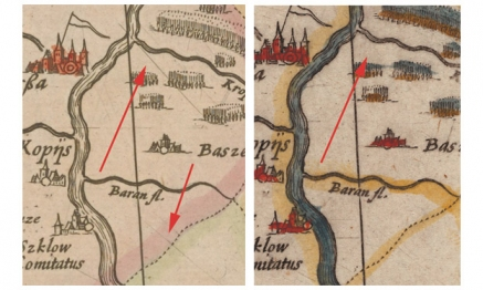1613 карта ВКЛ тэкст