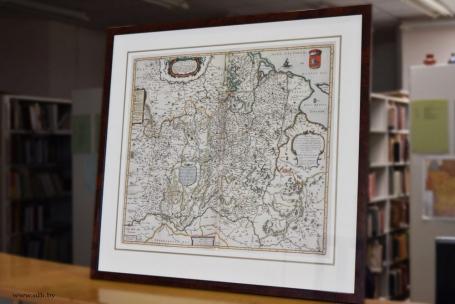 MDL map 1648 Blaue