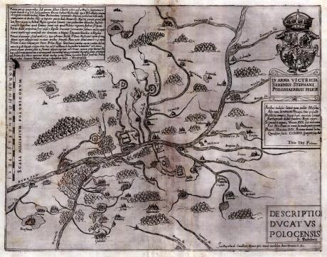 DESCRIPTIO DUCATUS POLOCENSIS 1580