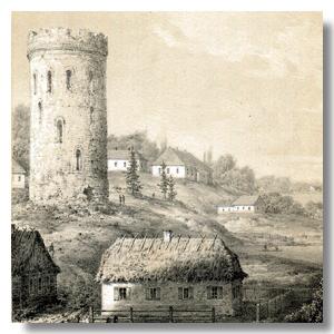 Камянец, белая вежа
