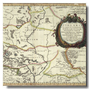 старые карты минский район