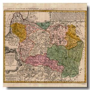 карта 1812 год