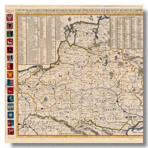красивая карта Беларуси
