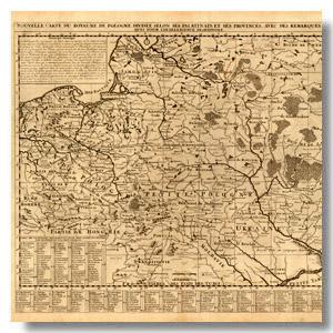 историческая карта Беларуси