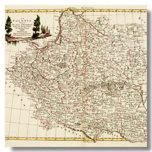 старинная карта Беларусь скачать