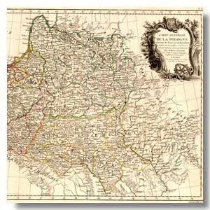 карты княжества Литовского