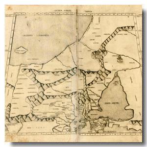 сарматия старая карта