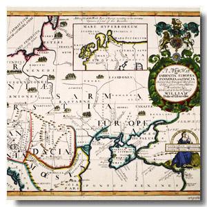 сарматыя карта