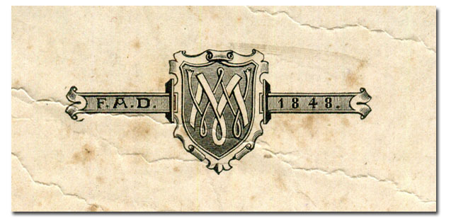F.A.D. 1848 Вольф М.О.