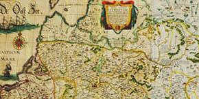 карта ВКЛ 1613 года, Белгазпромбанк
