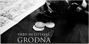 Vera Designatio Urbis in Littavia Grodnæ 1568