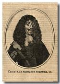 Ян Казимир Ваза, Theatrum Europaeum