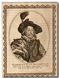 Уладзіслаў ІV Ваза, Theatrum Europaeum 1633