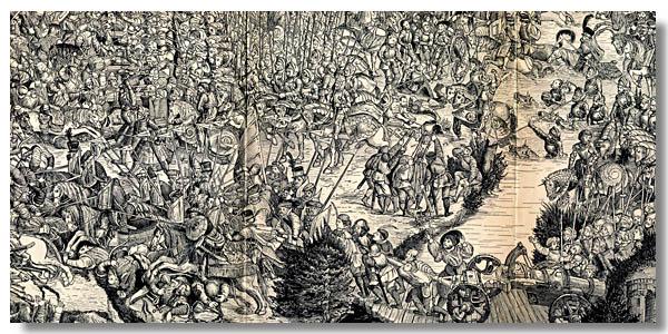 Оршанская битва 1514